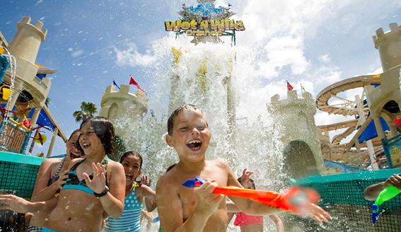 Familieferie:<br /> Orlando og cruise i Karibien