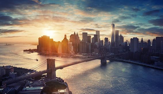 New York på nyåret!