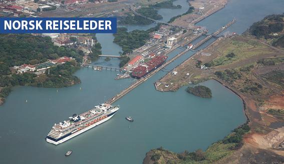 Panamakanalen i Påsken
