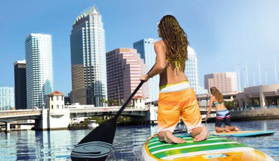Legg til noen dager i Tampa<br /> når du skal til Florida