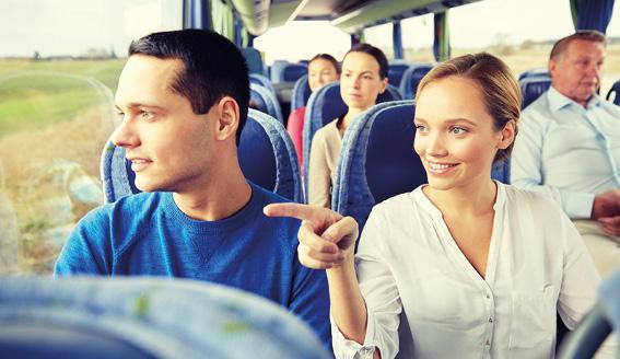 Rundtur med buss:<br /> Southern Explorer