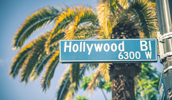 Tur med buss:<br /> New York to Hollywood
