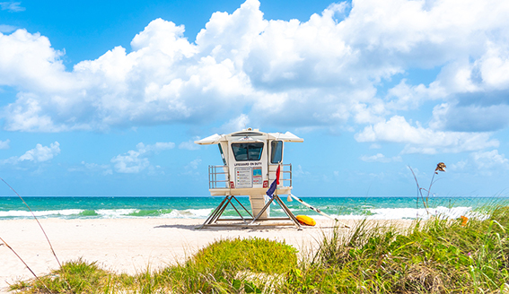 Herlige dager i solfylte Fort Lauderdale