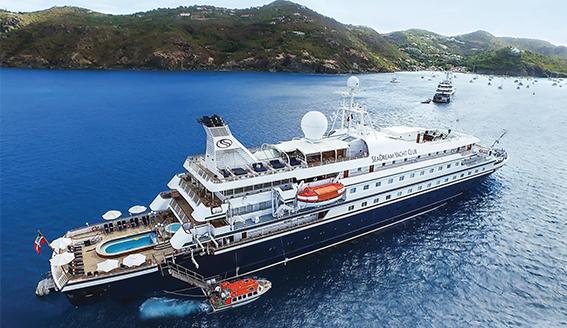SeaDream - luksuriøs yachtferie langs Norges kyst